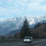 Austria dojazd